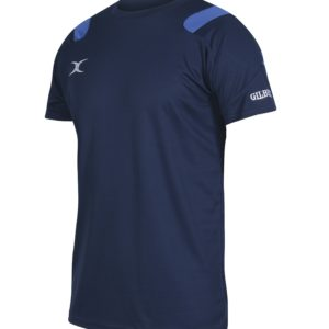 Koszulka VAPOUR TEE granatowo-niebieska