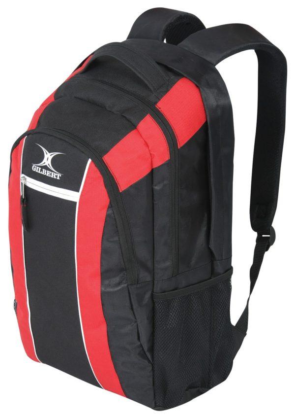 Plecak LUB czarno-czerwony