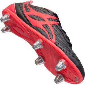Buty SIDESTEP V1 LOW CUT czarno - czerwone