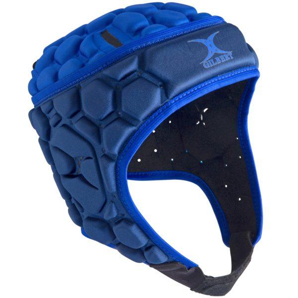 Ochraniacz głowy FALCON granatowo-niebieski